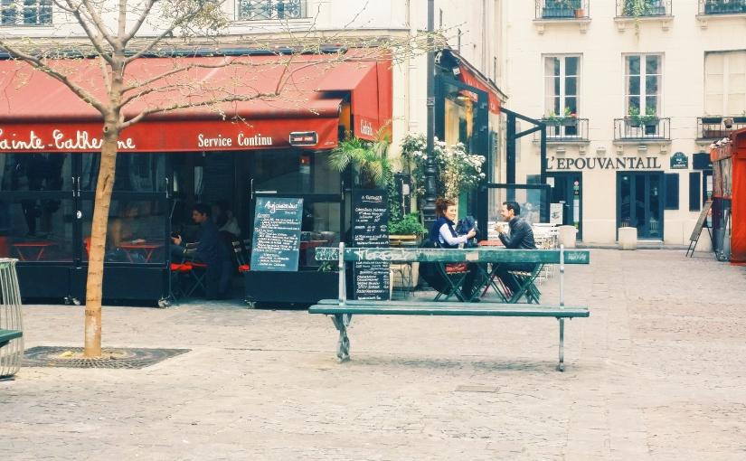 """""""""""Être parisien, ce n'est pas être né à Paris, c'est y renaître…"""""""